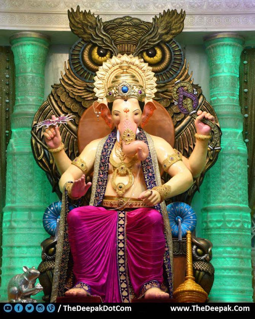 Lalbaugcha Raja 2016 First Look