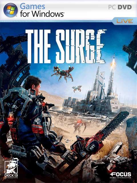 تحميل لعبة The Surge برابط مباشر + تورنت