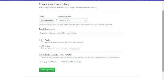 Cara Upload File HTML JavaScript atau CSS ke GitHub