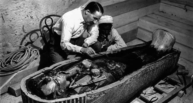 Egipto espera que las momias revivan el turismo