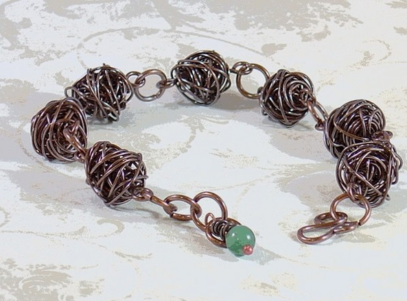 Make Yourself Wire Wred Beads Tutorials