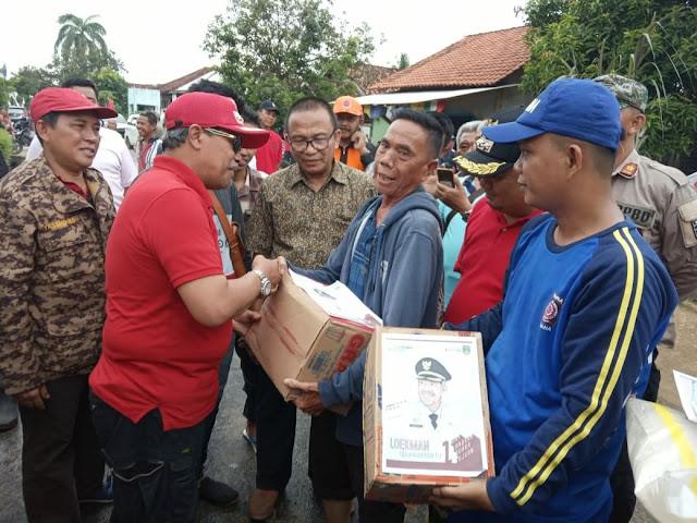 Akibat Hujan Berkepanjangan, Lampung Tengah Dikepung Banjir