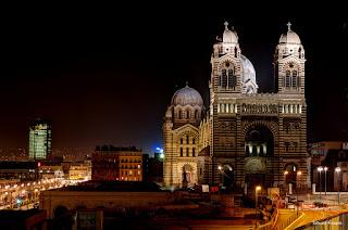 La catedral Santa María la mayor