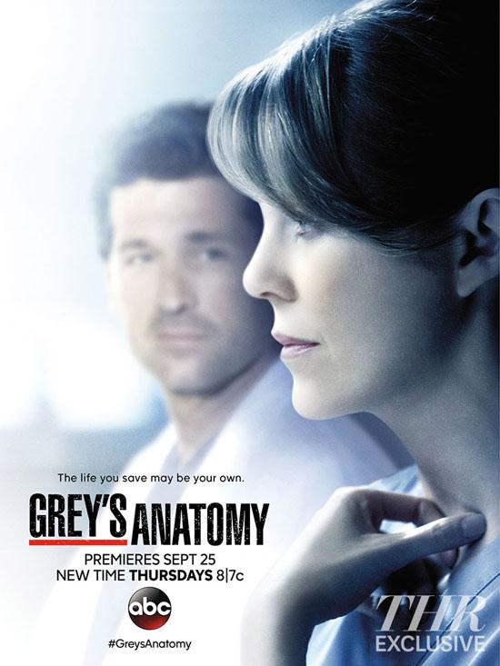 El Fénix Lector: Opinión| Anatomía de Grey (Temporada 1)