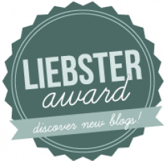 Liebster award 2015