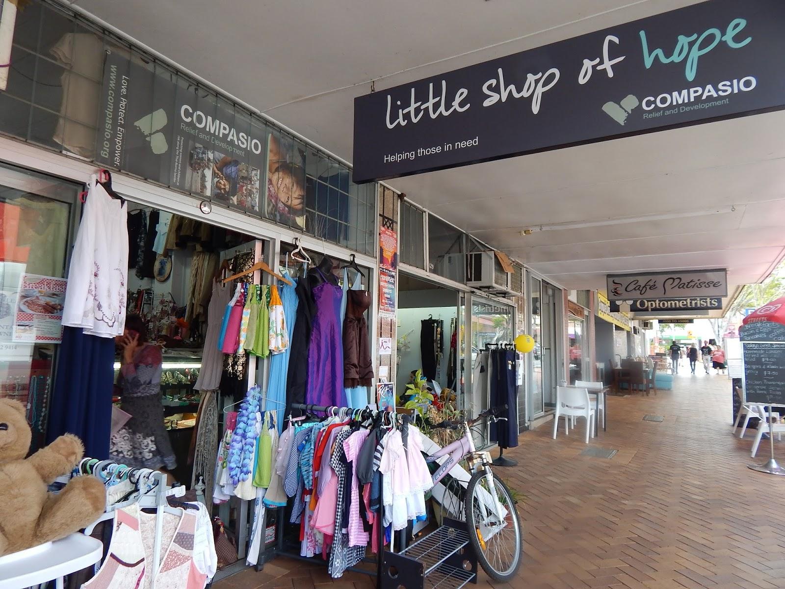 The Great Op Shop Journey: October 2016