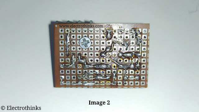 Lithium cell charger circuit