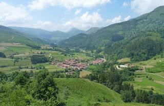 Mirador de Carmona, Cantabria.