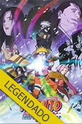 Naruto Filme 01:Conflitos Ninjas no País da Neve – Legendado