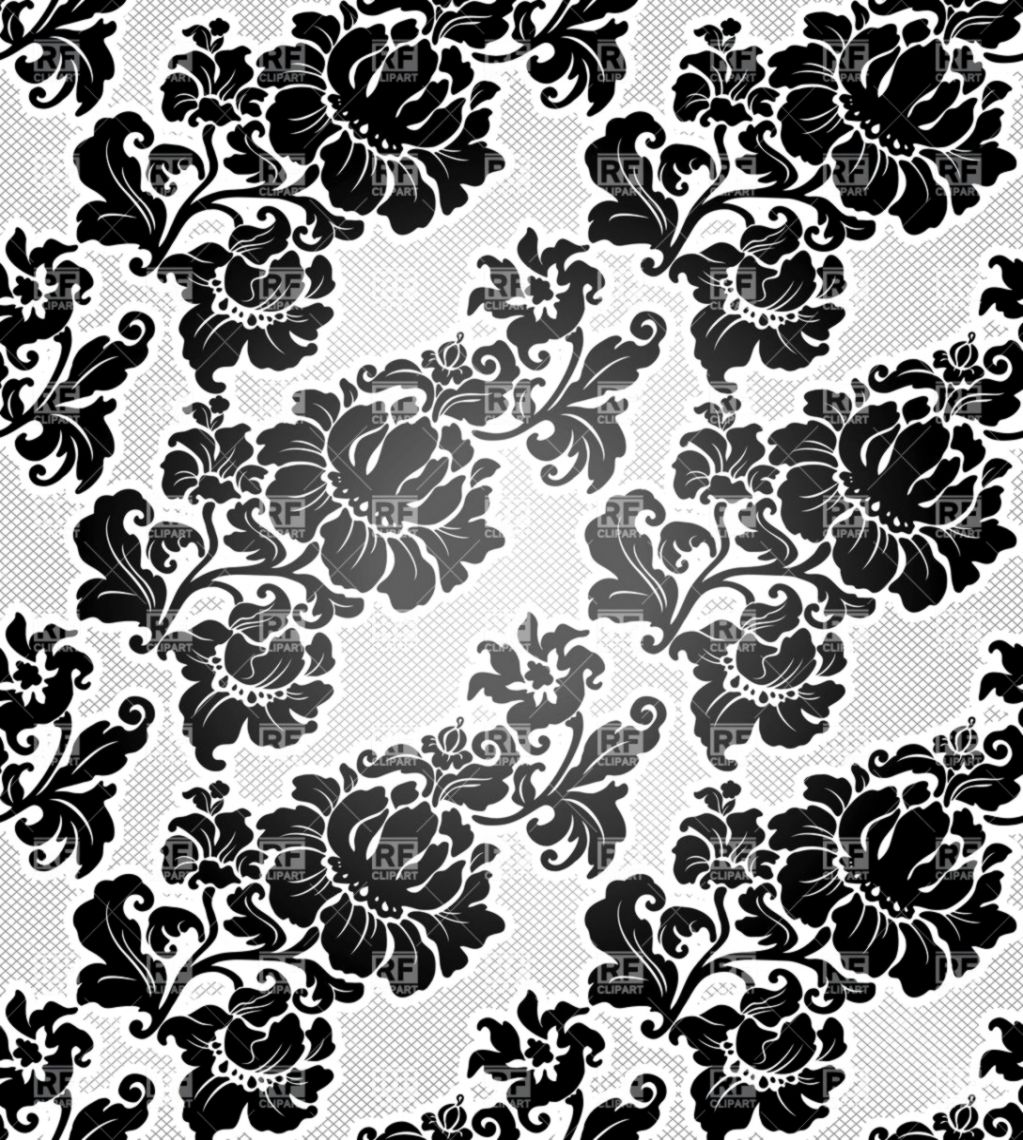Retro Black And White Wallpaper Bronze Wallpapers
