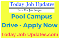 HCL Pool Campus Recruitment 2019 On 31st Aug 2019 - Apply Now