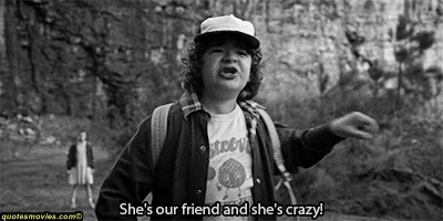 Best Stranger Things TV Show Quotes