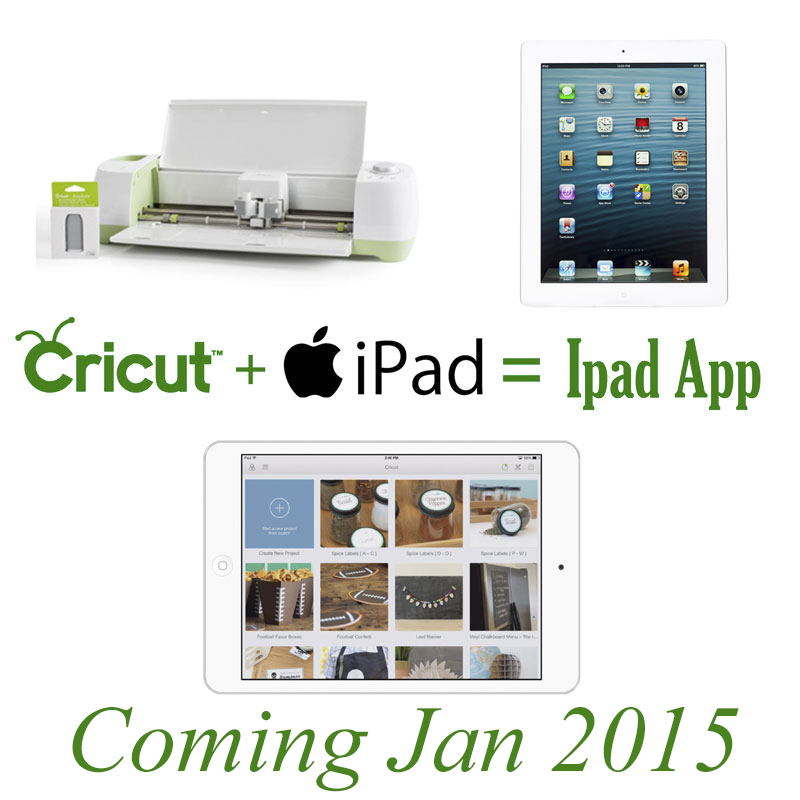 Lorrie's Story: Cricut Design Space App For The Ipad