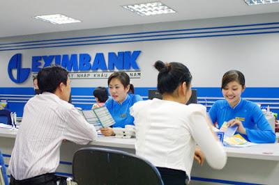 Vay thế chấp tại ngân hàng Eximbank