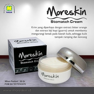 Moreskin Stomatch Cream