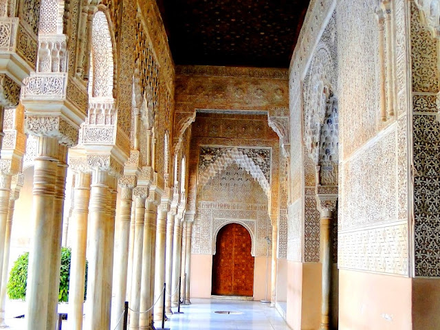 La Alhambra - The highlight of Andalusia