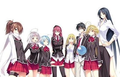 Trinity Seven Subtitle Indonesia Batch Episode 1-12 BD