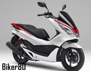 New Honda Pcx 125 And 150 Special Edition In Japan Biker 80