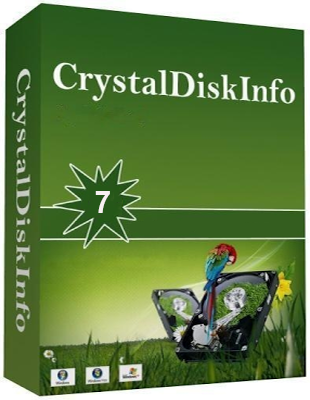 CrystalDiskInfo 7.1.1 poster box cover