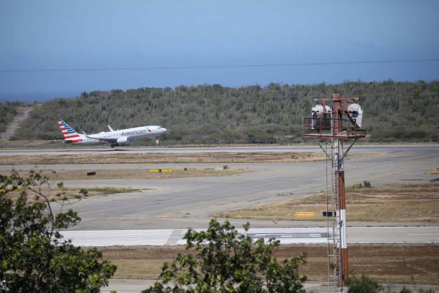 American Airlines suspende indefinidamente sus vuelos hacia Venezuela