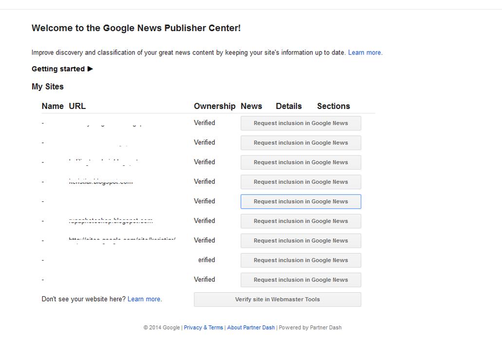 Daftarkan segera blog dan website untuk Menjadi bagian dari Google News  mendaftar blog atau website menjadi bagian dari Google News, cara mendaftar blog atau website menjadi bagian dari Google News,  blog atau website menjadi bagian dari Google News, menjadi bagian dari Google News, Daftarkan segera blog dan website, cara supaya blog kita bisa menjadi bagian dari Google News, bagian dari Google News untuk blog,