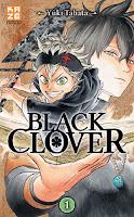 Notre retour sur les 48h BD 2017, Part I; black clover; manga; kaze; asta; magie; empereur mage; fantasy
