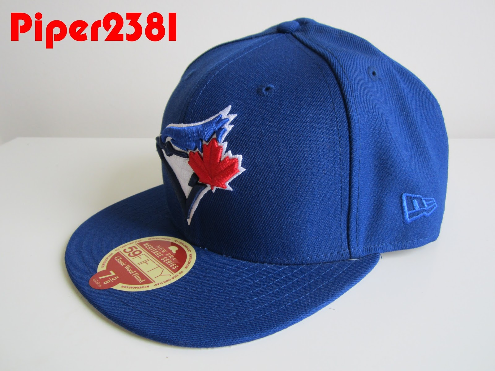 44e77b097bc The wool fitted that I m showcasing here is part of their Heritage Series  collection. The hats are 100% wool and are made similar to the classic MLB  hats ...