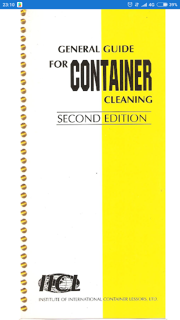 General Guide For Container Cleaning - Second Edition .apk Version