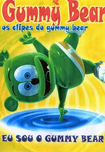 dvd gummy bear dublado avi