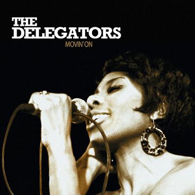 THE DELEGATORS - movin' On (2010)