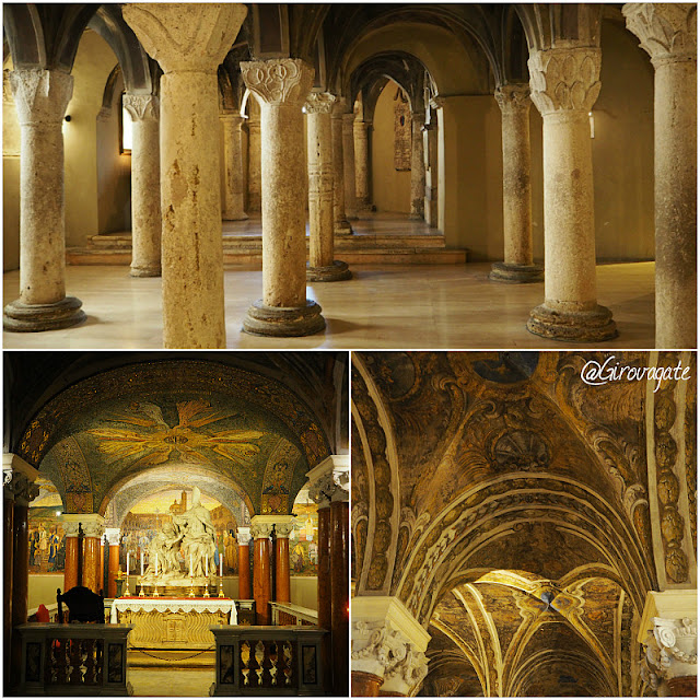 ascoli piceno cripta duomo