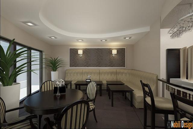 Firma design interior hoteluri restaurante stil clasic Bucuresti-Design Interior&Amenajari Interioare