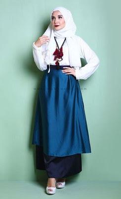 Model Baju Muslim Untuk ke Pesta