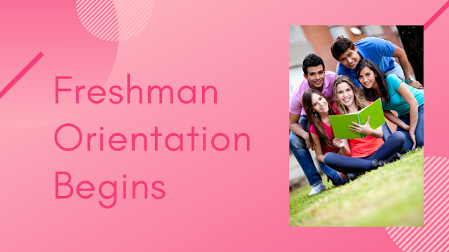 Freshman orientation begins at NSU