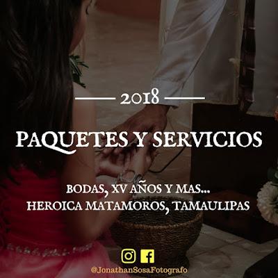PAQUETES Y SERVICIOS