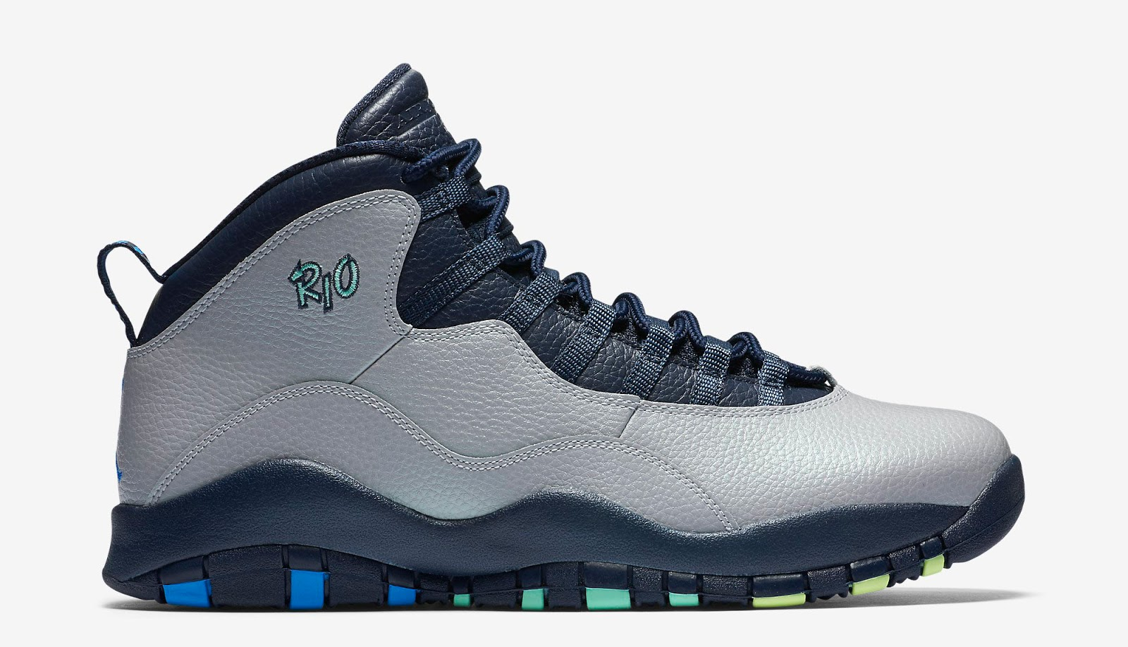 a8920a0a7caa6f ireland air jordan retro 10 green blue f3fdd a89ca