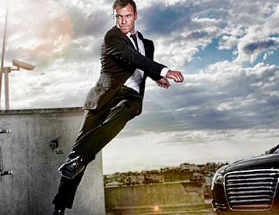 Primul Promo Pentru Serialul TRANSPORTER Cu Chris Vance În Rolul Principal