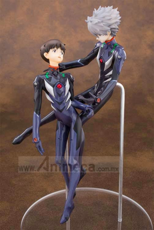 FIGURAS KAWORU NAGISA × SHINJI IKARI Dwell Evangelion 3.0 You Can (Not) Redo