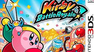 Kirby Battle Royale [3DS] [Español] [Mega] [Mediafire] [CIA]