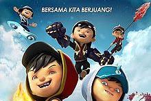 Download Nonton Film Boboiboy The Movie (2016) HD Subtitle Indonesia Terbaru Gratis