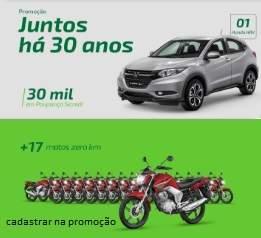 Promoção Juntos Há 30 Anos Sicredi Nordeste MT e Acre 2019