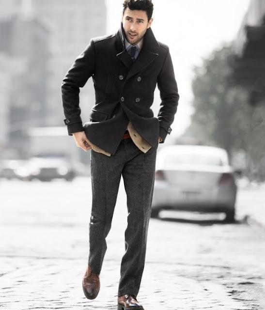 12 Reglas de estilo para escoger un Abrigo que todo hombre debe conocer