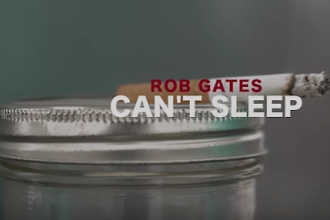 """Rob Gates - """"Can't Sleep"""" Video {Prod. by Chup} @Chalkgates"""