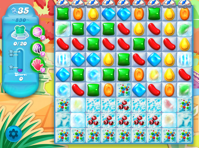 Candy Crush Soda Saga 830