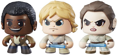 Star Wars Mighty Muggs Figures by Hasbro