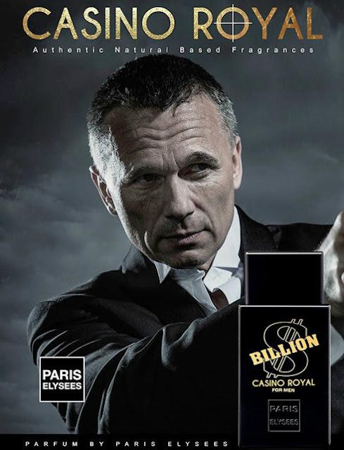 billion casino royal x silver scent