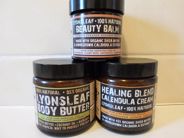 Lyonsleaf Beauty Balm, Body Butter & Healing Blend Cream