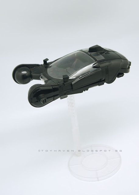 "osw.zone Back to the Future II ""Future Car is Police Spinner in Ridley Scott's Blade Runner"