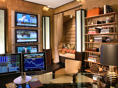 ruang kerja pribadi di rumah  home office ~ design rumah