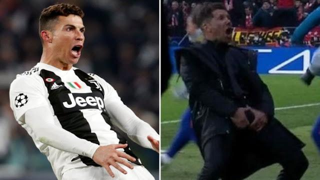Selain Comeback, Ini 4 Kejadian Unik Sepanjang Liga Champions Musim Ini !